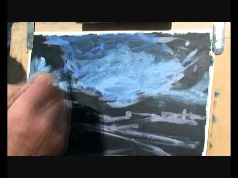 Watch a start-to-finish acrylic painting being demonstrated with running commentary in real-time by Artist and Author, Paul Taggart.    This on-the-spot tutorial using the technique of working from dark through to light in acrylics is packed full of handy hints, tips and techniques    In Part 1 you are taken through the materials being used and shown how the composition is worked out through the use of thumbnails, before being shown the composition being transferred to a fixed surface size
