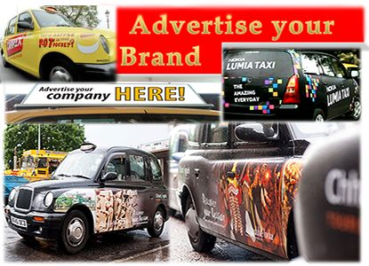 Offer for off line car advertizing.