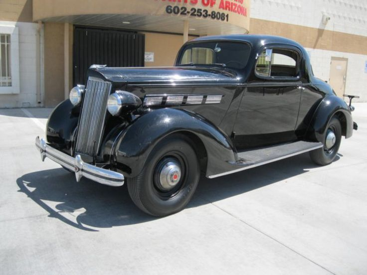 1261 best images about packard on pinterest sedans for 1937 packard 3 window coupe
