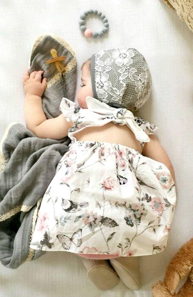 Handmade Floral Baby Dress | Etsy