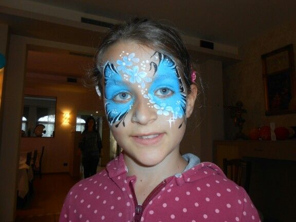 Farfallina blu------Facebook: RobertaPonPon