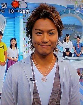 takahiro ヘアスタイル ミディアム メンズ