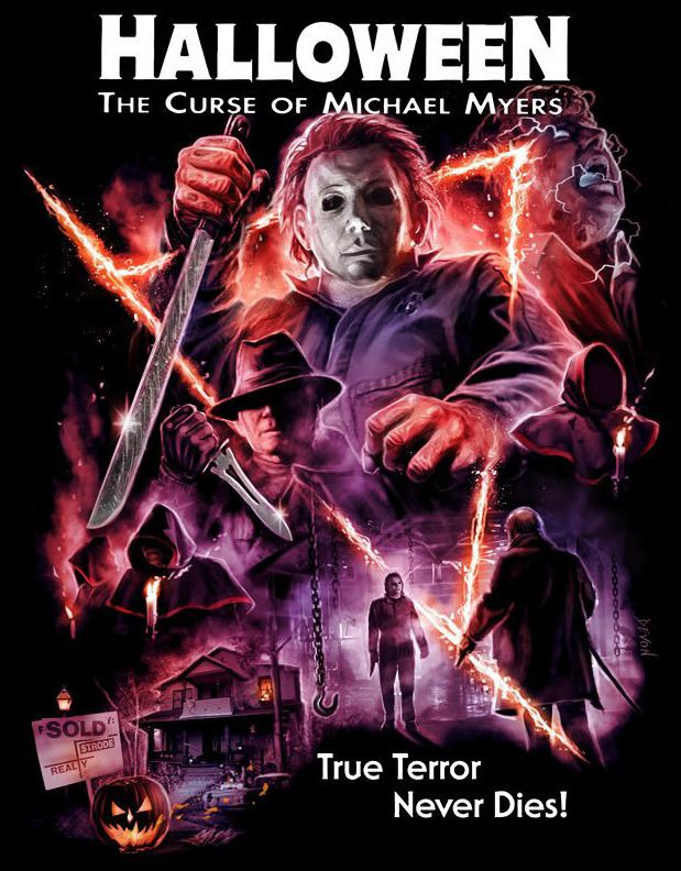 True Terror Never Dies With Cavity Colors Halloween The Curse Of Michael Myers Apparel The Line Includes Michael Myers Badass Movie Michael Myers Halloween