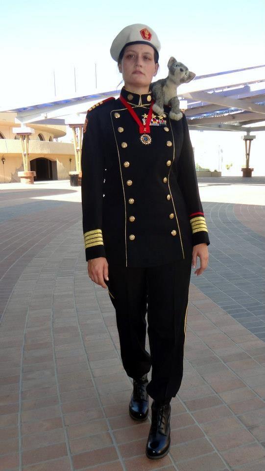 Captain Honor Harrington