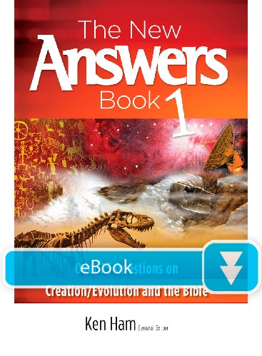 New Answers Book 1 - eBook - Answers BookstoreWorth Reading, Creations Evolution,  Dust Jackets, Book Worth, Ken Hams, 25 Questions, Answers Book, Book Jackets, The Bible