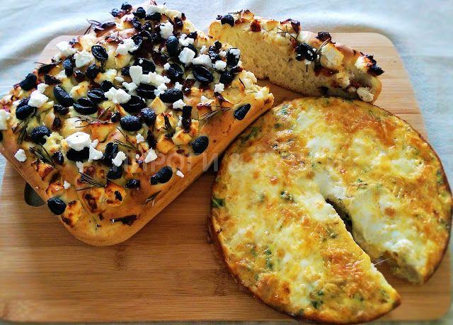 ПИРОГИ & БУЛКИ: Итальянский завтрак