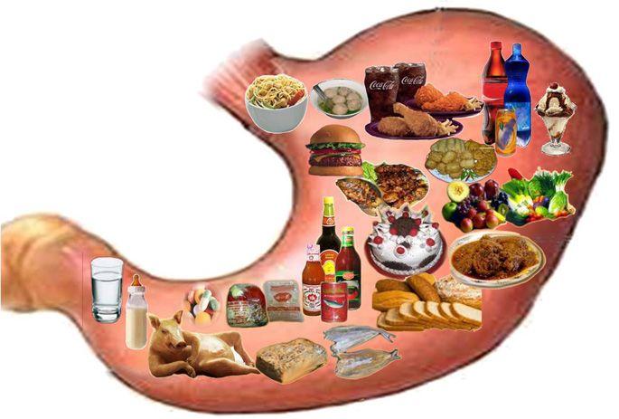 Makanan Pemicu Penyakit Jantung, Diabetes, Kanker - Detox Bali http://baliherbaldetox.com/kenali-racun-berbahaya/
