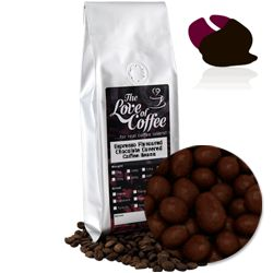 Plain Dark Chocolate Covered Coffee Beans | Chocolate Coffee Beans | Chocolate Covered Espresso Beans | Next Day Delivery