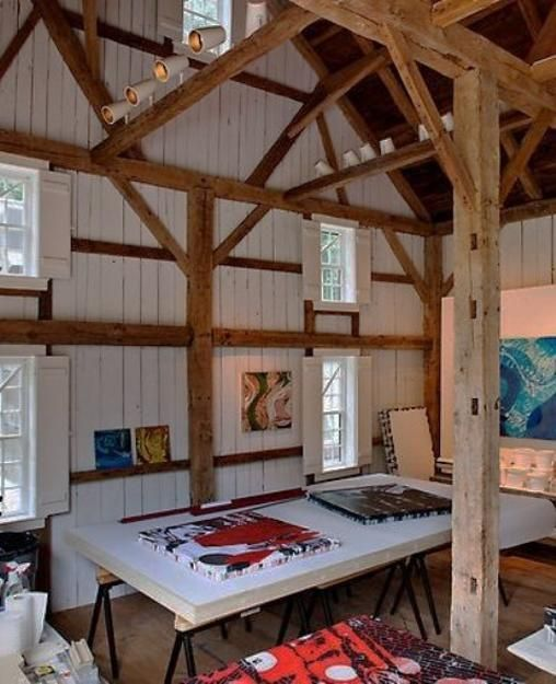 25+ Best Ideas About Home Art Studios On Pinterest