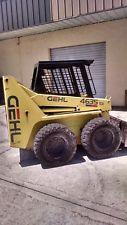 Gehl 4635 Skidsteer with video skid steer loaders - construction equipment - equipment financing - heavy machinery