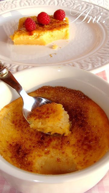 "Tarta de pan duro ""facilísima"" https://www.pinterest.com/masgonlo/flanes-mousses-yogures-y-merengues/"