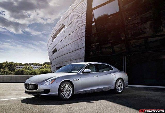 2014 Maserati Quattroporte Diesel