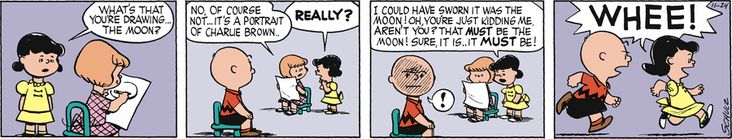 Peanuts Begins by Charles Schulz for Feb 25 2018