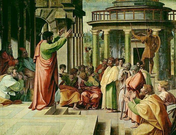 αέναη επΑνάσταση: Συνάντηση Ορθοδοξίας και Ελληνισμού - π.Γεώργιος Μεταλληνός