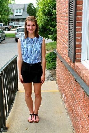 Edle und bescheidene Art Shorts zu tragen! – My Style (irgendwann) – #Classy # …   – Shorts