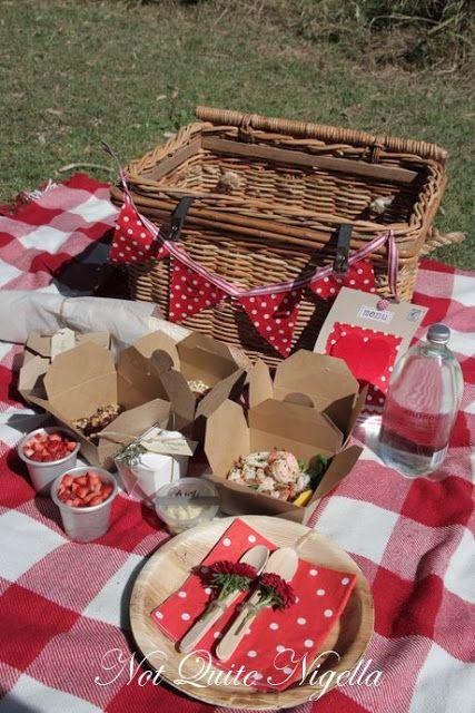 Les cocottes de la mode: Un picnic diferente