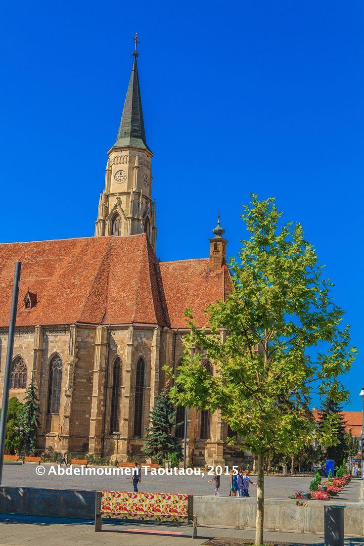 Cluj-Napoca city center, Romania!