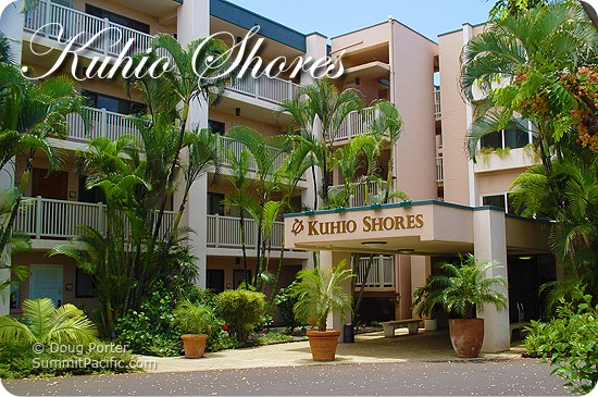 Kuhio Shores - Kauai, Hawaii  Condos