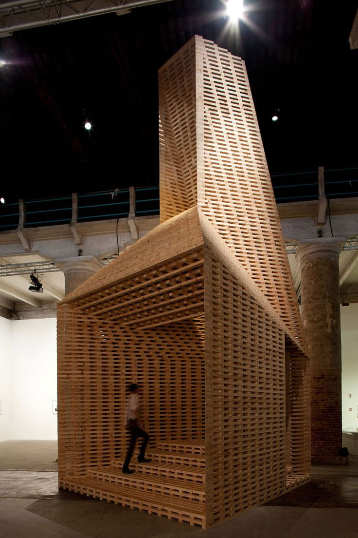 Vessel by O'Donnell + Tuomey at Venice Architecture Biennale 2012   Yellowtrace