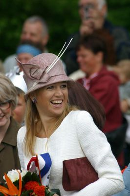 HRH Princess Maxima of the Netherlands