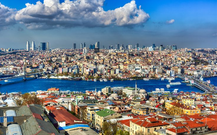I LoVe this CitY - Istanbul city view