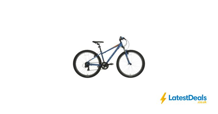 "Carrera Valour Womens Mountain Bike - 14"", 16"", 18"" Frames Free C&C, £220 at Halfords"