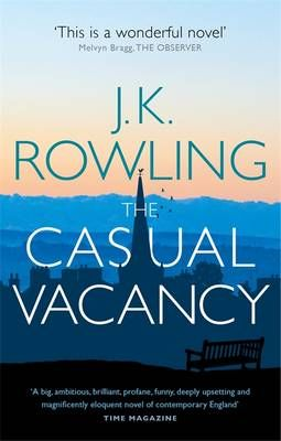 Bookshelf - Finished - J.K. Rowling - The Casual Vacancy