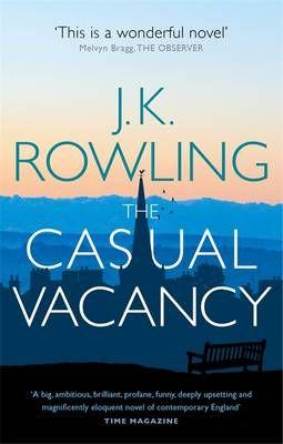 Bookshelf - Finished - J.K. Rowling - The Casual Vacancy