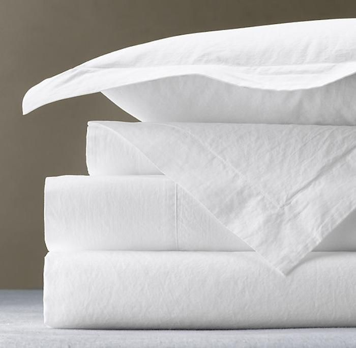 As fall comes to a close, you may well be stowing sheets for the season or stocking up for winter. Here's a roundup of white sheets to see you through all seasons, from budget options to higher-end finds.