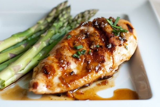 Healthy honey grilled chicken: Food Chicken, Yummy Yummy, Honey Grilled Chicken Pl, Chicken Totally, Dinners, Healthy Honey, Fresh Chicken, Honey Glaz Grilled, Healthy Snacksfood