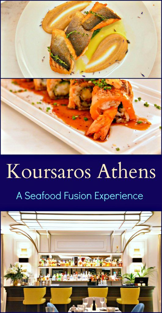 Koursaros Kolonaki: Gourmet Seafood Fusion - Travel Greece Travel Europe