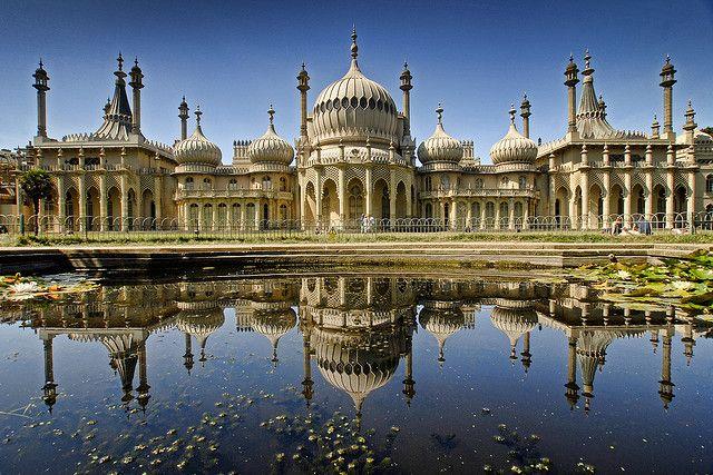 The Royal Pavillion in Brighton