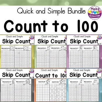 10 best ideas about Counting To 100 on Pinterest | Kindergarten ...