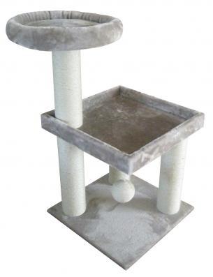 ein spezieller katzenbaum f r schwere und gro e katzen ist. Black Bedroom Furniture Sets. Home Design Ideas