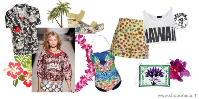 Viaggiare, viaggiare e ancora viaggiare, magari anche solo con la fantasia, ed allora ragazze ....Aloha!!!http://www.sfilate.it/201190/aloha-benvenute-alle-hawaii-fiori-colori-e-camicie