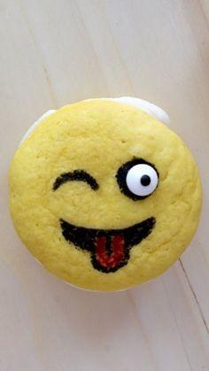 Emoji Whoopie Pies ~ Recipe | Tastemade