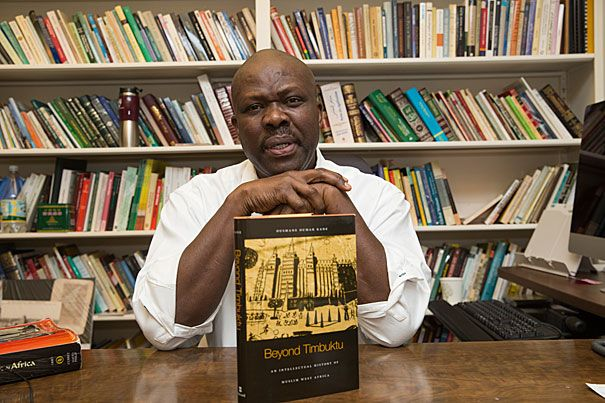 Harvard professor's new book illuminates the roots and influence of Islam in Africa