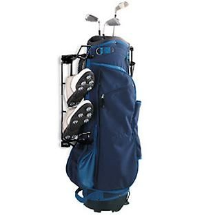 Spring is here - which means time to hit the links! Start of the season right with an organized rack to keep your clubs, shoes and accessories within easy reach.