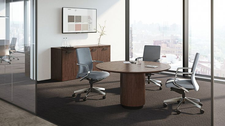 Best Board Room Images On Pinterest Board Rooms Base And - Small office conference table and chairs