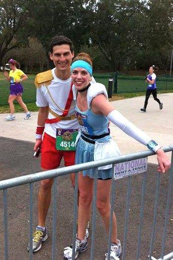 Such great running costumes for Disney Marathon Weekend! | Run, Karla, Run!