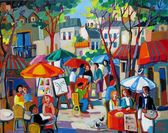 Isabel le Roux - Paris Travels Gallery