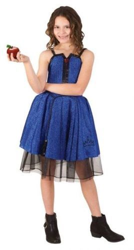 Descendants Evie Preppy Punk Girls Costume Large range of girls and tween costumes. Be the lastest movie star Fast delivery from our Australia online store.