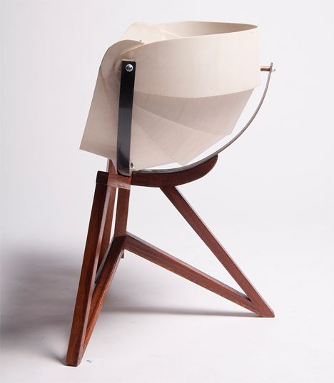 Globe Chair by Michiel van Gageldonk