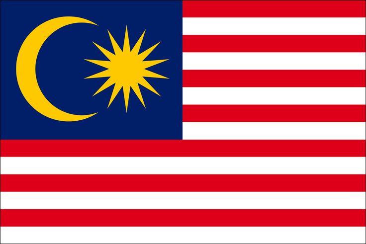 BANDIERA MALAYSIA | World Travel Destinations