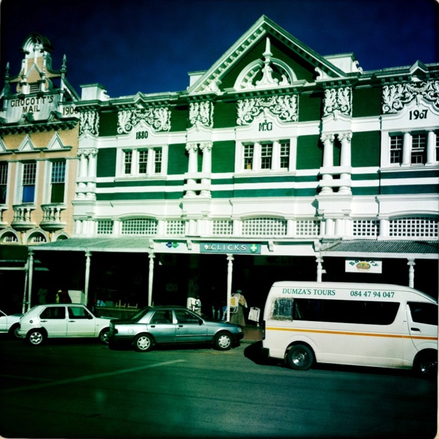 Grahamstown High Street: South Africa: Apr 12