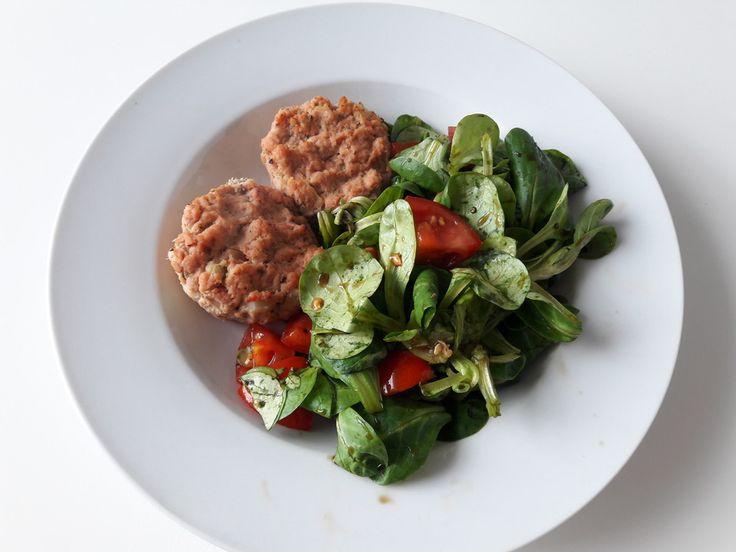 Thunfischfrikadellen, low carb, low fat, kalorienarm, ein schmackhaftes Rezept aus der Kategorie Snacks und kleine Gerichte. Bewertungen: 61. Durchschnitt: Ø 4,2.