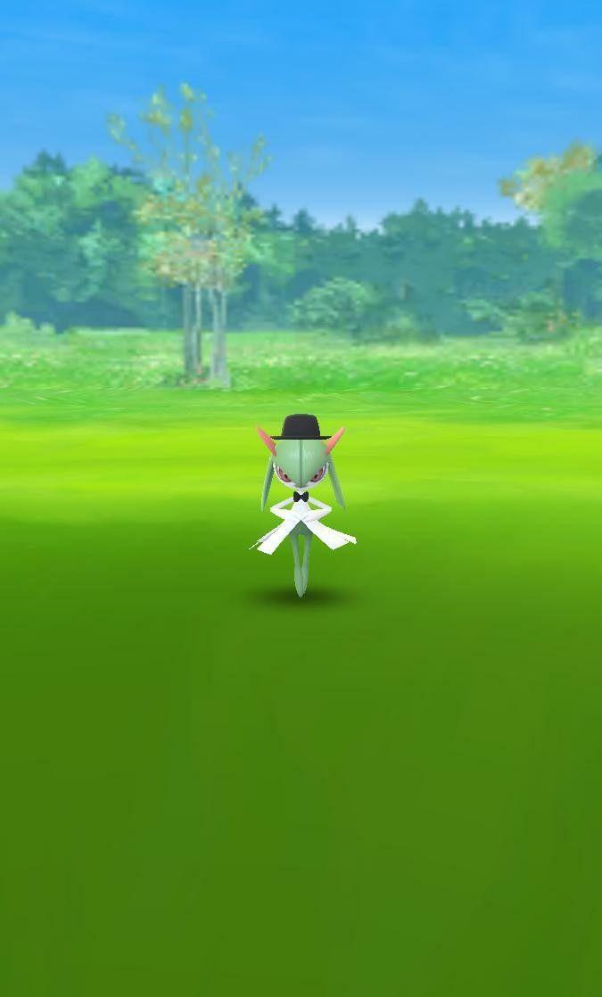 Kirlia Fashion Hat All Pokemon Games Pokemon Go All Pokemon