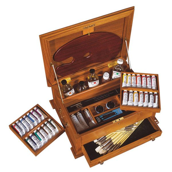 Windsor Newton Studio Paint Box I Want This Too Art
