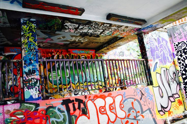 https://flic.kr/p/KYUCxi   Leake Street London SE1 - Graffiti tunnel (credit…