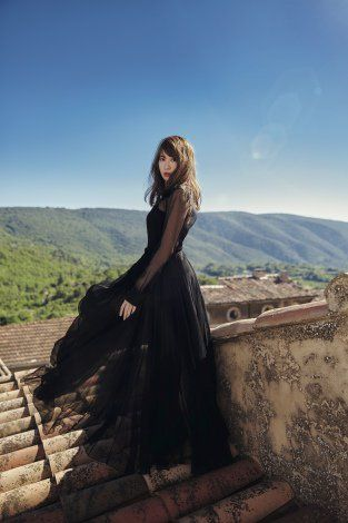 #Haruna_Kojima #小嶋陽菜 #AKB48 #Provence #France